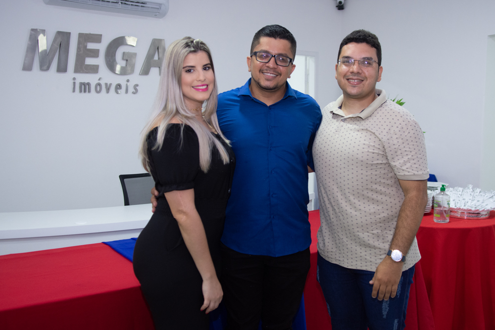Drielle Abreu, Gabriel Neto E Leonardo Da Rocha