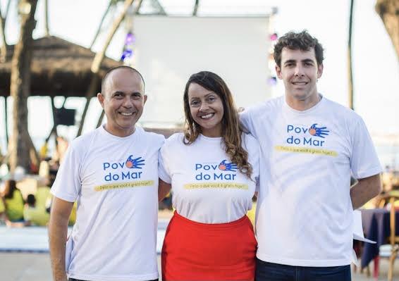 Instituto Povo do Mar celebra 11 anos de atividades reforçando missão de transformar vidas por meio do amor