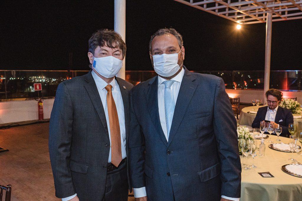 Edgar Gadelha E Patriolino Dias