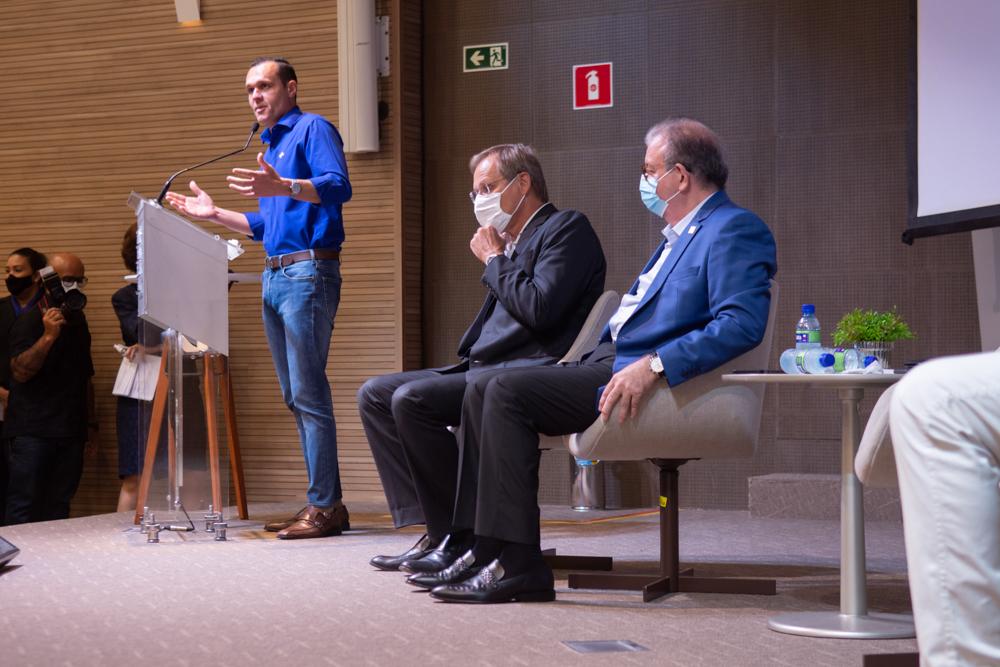 Eduardo Diogo, Bruno Quick E Ricardo Cavalcante