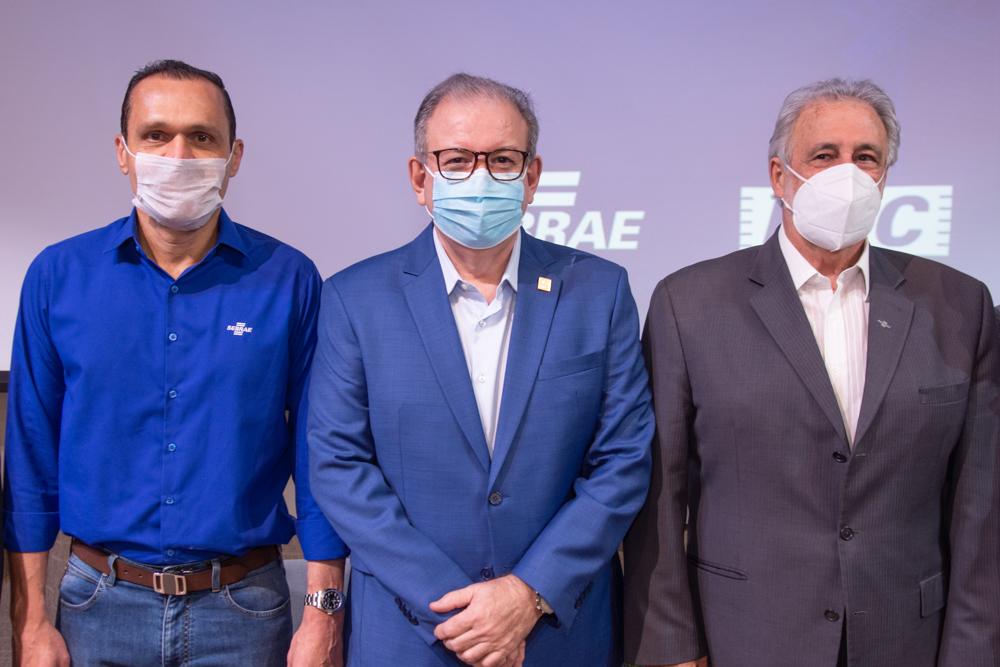 Eduardo Diogo, Ricardo Cavalcante E Carlos Melles