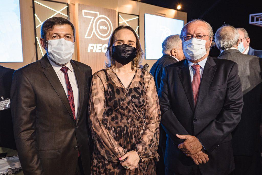 Elcio Batista, Fernanda Pacobahyba E Candido Albuquerque
