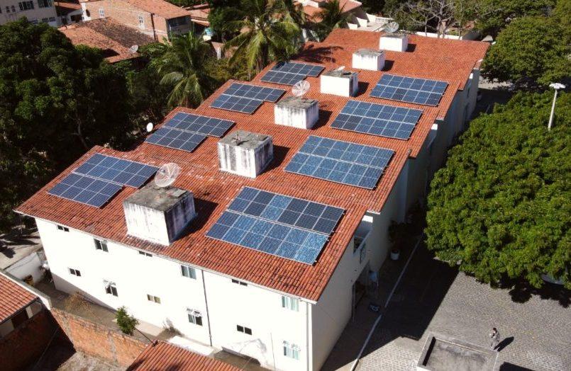 Ceará lidera a produção do Nordeste de energia solar fotovoltaica com 206,3 MW