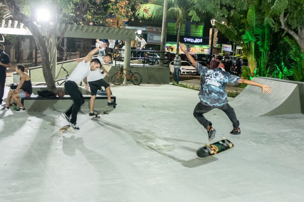 Entrega Da Pista De Skate Da Ceart (1)