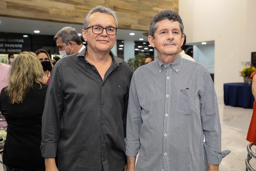 Eulalio Costa E Agostinho Alcantara