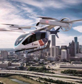 Embraer e Bristow anunciam acordo de venda de 100 carros voadores nacionais