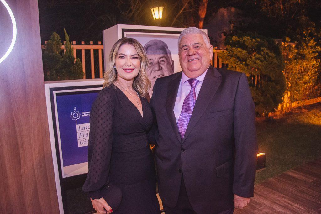 Fabiana Pimentel E Luiz Girao