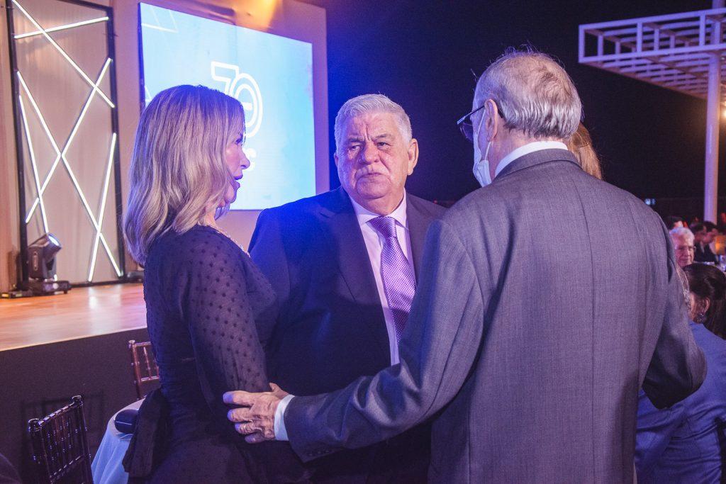 Fabiana Pimentel, Luiz Girao E Lucia Alcantara