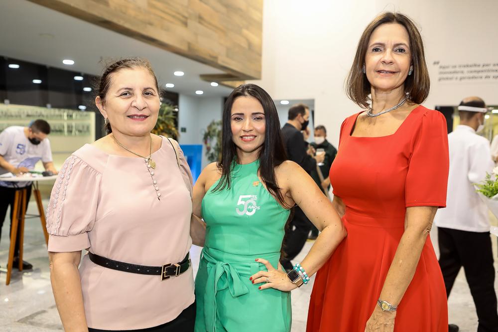 Fatima Facundo, Dana Nunes E Mirian Pereira