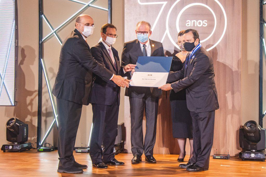 Fernando Cirino, Beto Studart, Ricardo Cavalcante, Aline Barroso E Igor Queiroz Barroso