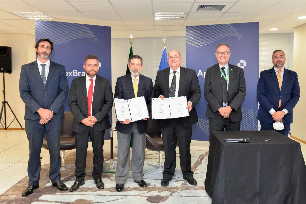 Apex-Brasil fecha acordo com Câmara de Comércio Árabe para ampliar relações comerciais e Ceará deve ser contemplado