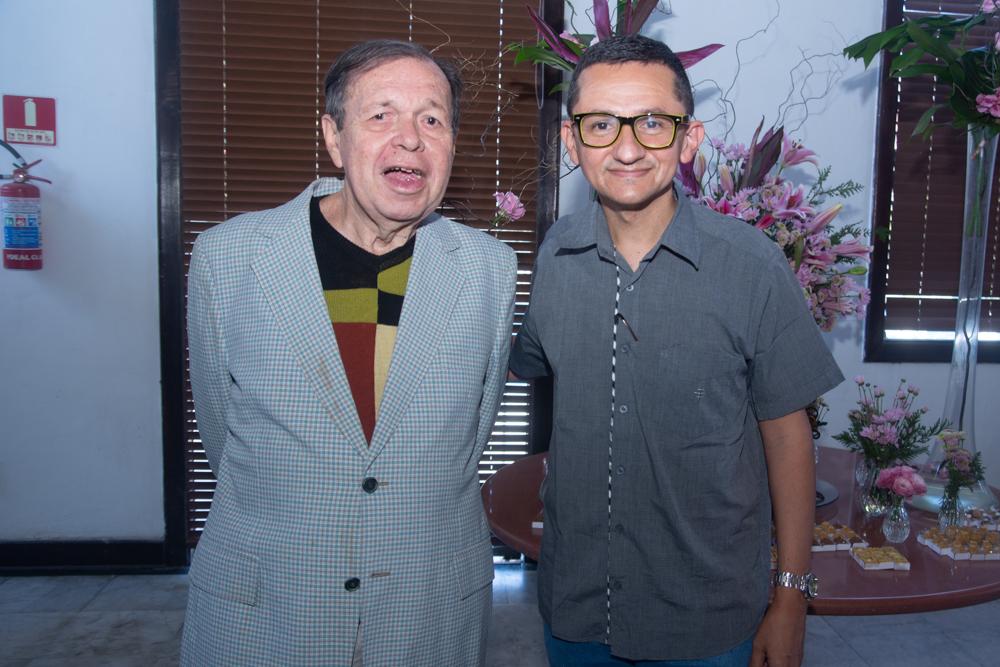 Flávio Torres E Eduardo Galdino