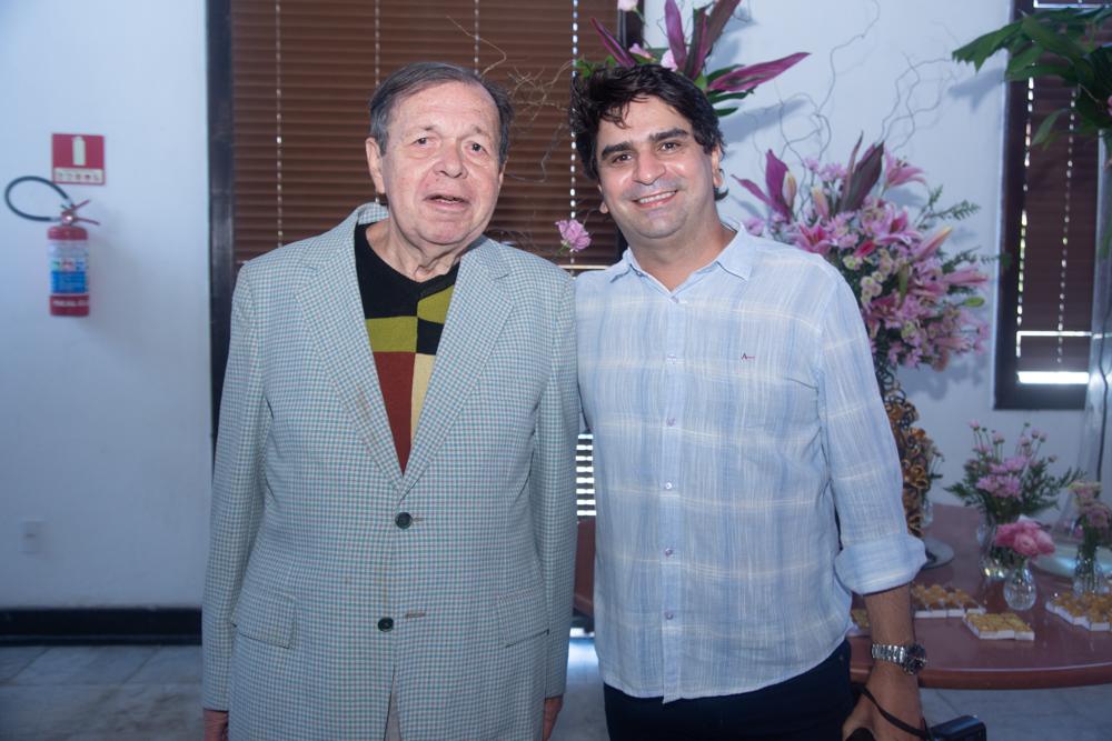 Flávio Torres E Iratuã Freitas