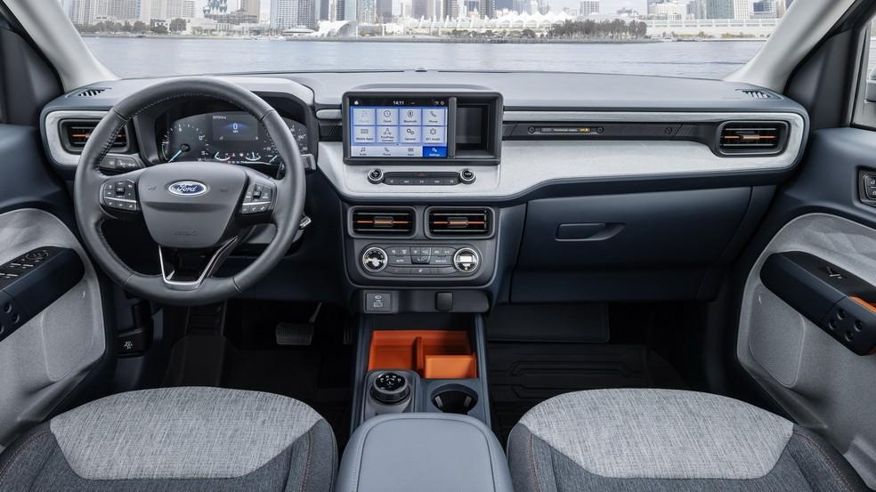 Ford Maverick 2022 Interior
