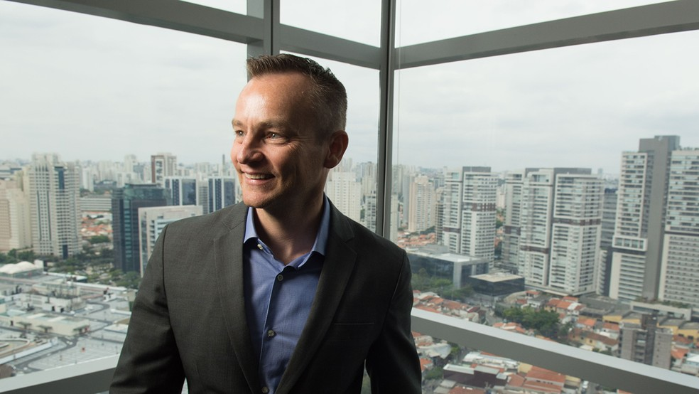 CEO do BMW Group Brasil, Aksel Krieger aterrissa em Fortaleza para o Business Meeting Haus Motors