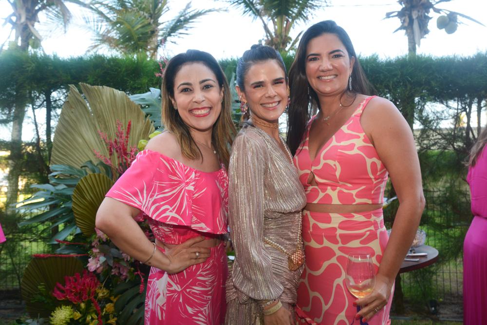 Greice Aquino, Niedja Bezerra E Liana Carvalho (1)