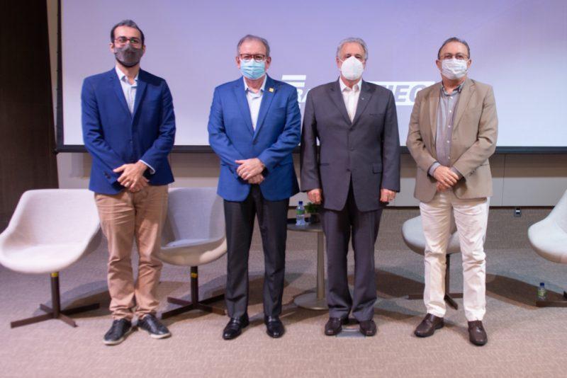 Guilherme Muchale , Ricardo Cavalcante, Carlos Melles E Joaquim Rolim (3)