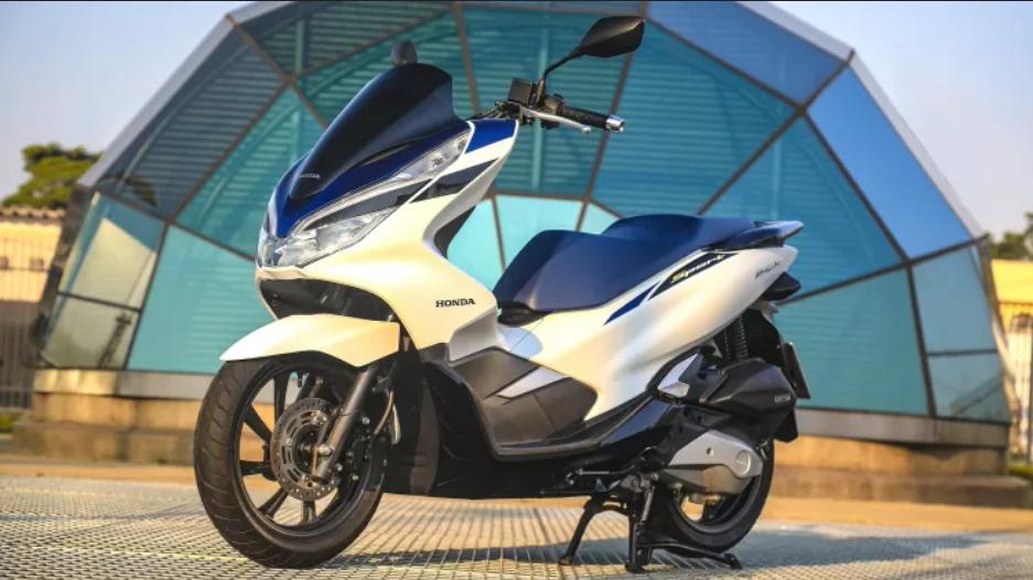 Honda Pcx 2022 Ganha Cores Novas Nova Linha 6127b Album