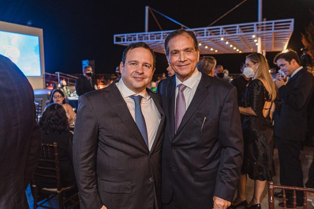 Igor Queiroz Barroso E Beto Studart