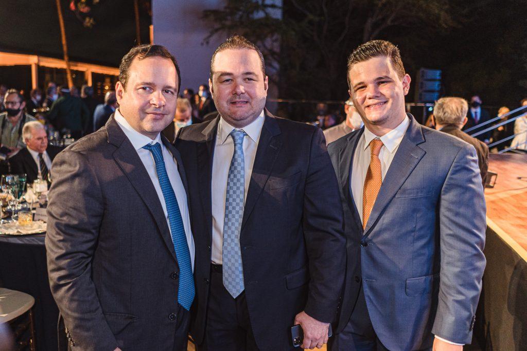 Igor Queiroz Barroso, Otavio Queiroz E Edson Queiroz