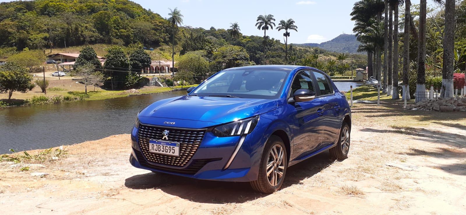 Dirigimos o charmoso Novo Peugeot 208 e listamos aqui porque você deve ter um