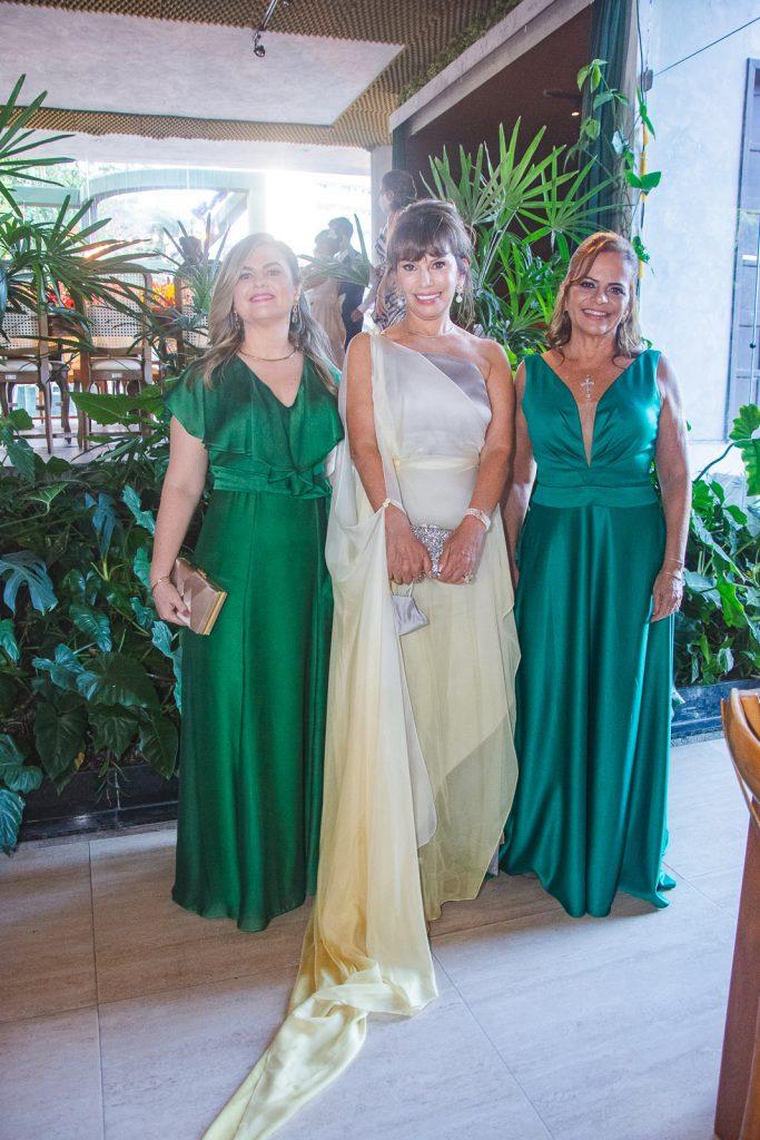 Ingrid Araujo, Maria Jose Lopes E Gena Costa (1)