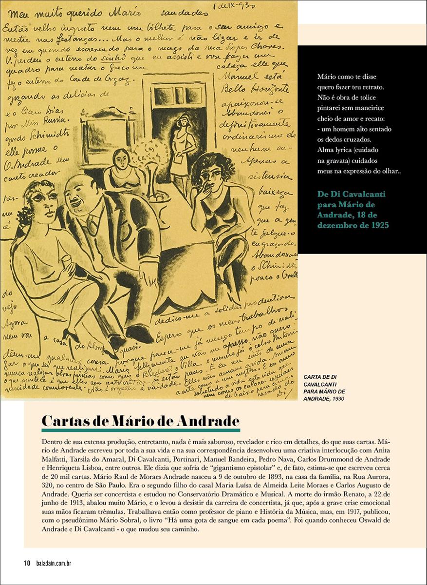 Insider #67 Mário De Andrade10