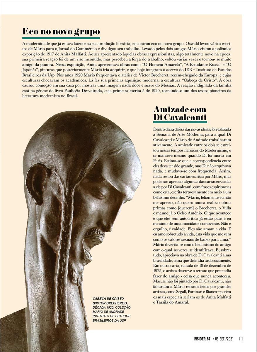 Insider #67 Mário De Andrade11