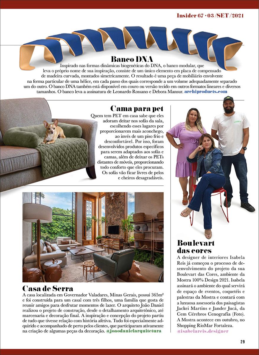 Insider #67 Mário De Andrade29