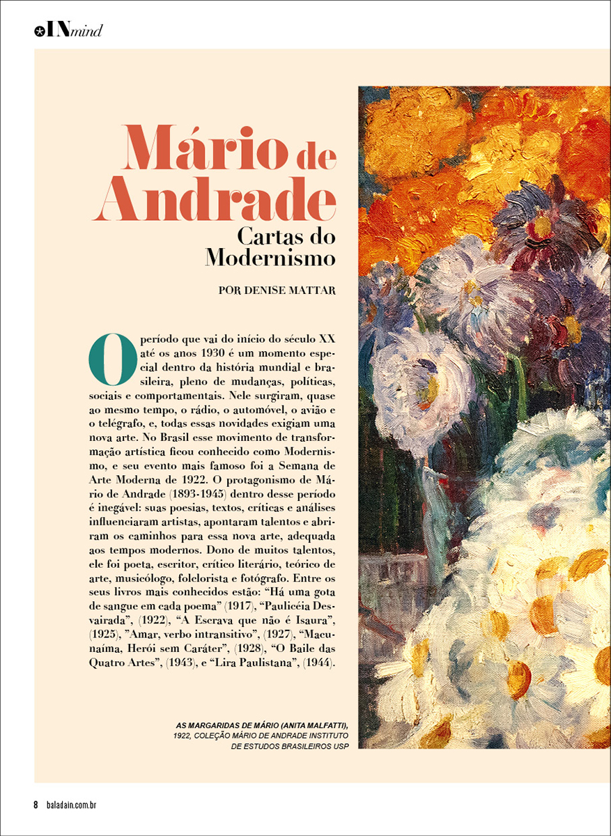 Insider #67 Mário De Andrade8