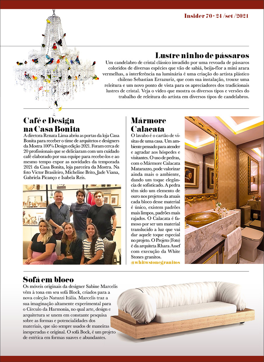 Insider #70 Ideal Clube33