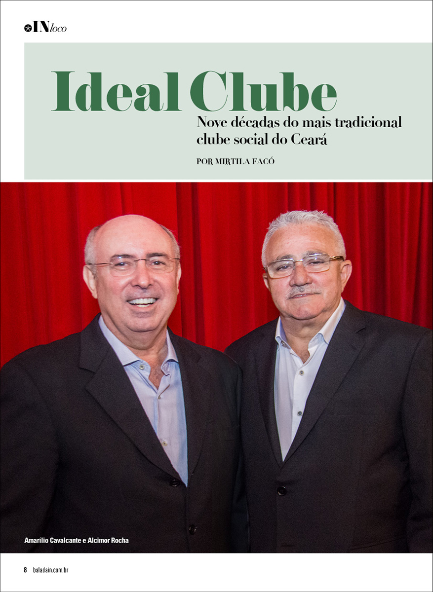 Insider #70 Ideal Clube8