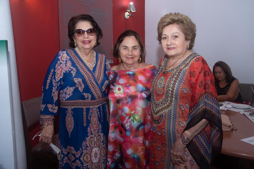 Isabel Arruda, Mirian Almada E Fernanda Aguiar