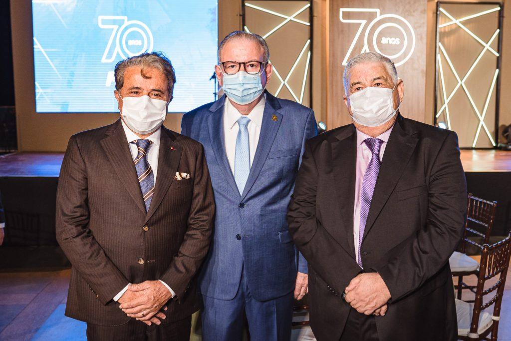 Ivan Bezerra, Ricardo Cavalcante E Luiz Girão