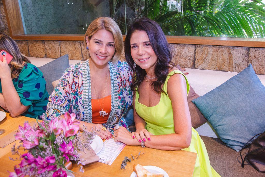 Jeritza Gurgel E Maria Lucia Negrao