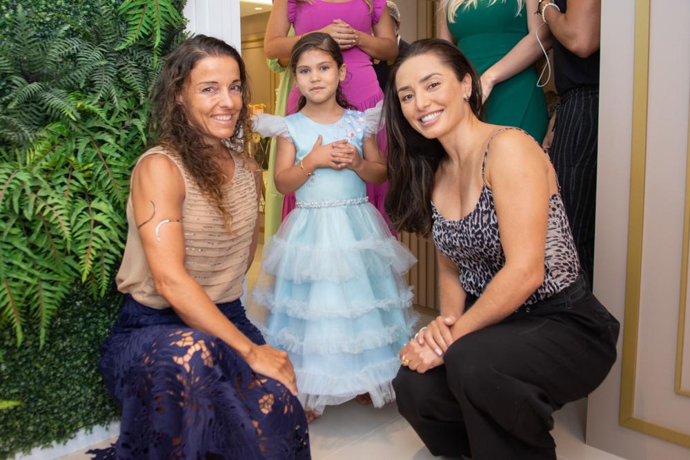 Joana Ferreira, Cecília Bartz E Maria Belem Garcia