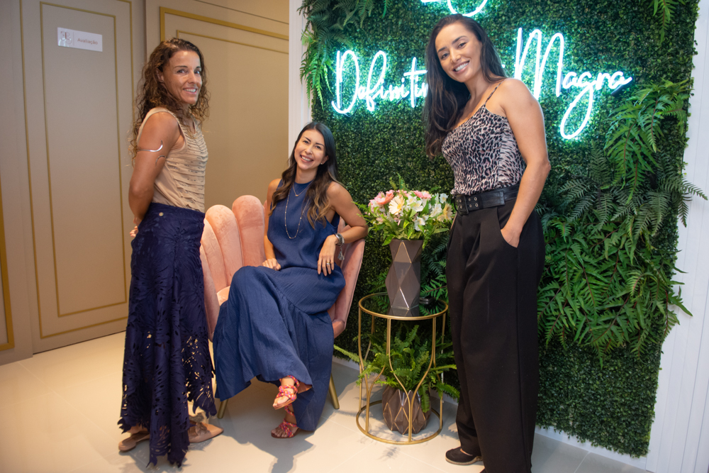 Joana Ferreira, Jessika Maldonado Munhoz E Maria Belem Garcia