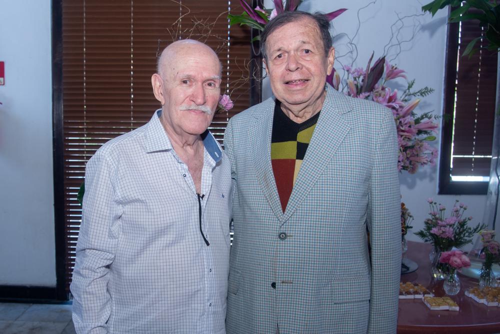 José Augusto Lopes E Flávio Torres