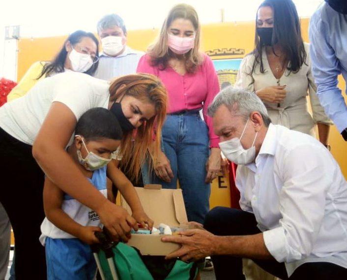 Sarto inaugura CEI no Planalto Ayrton Senna e promete mais seis neste mês