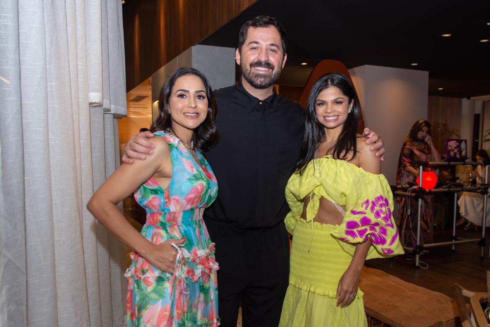 Kátia Targino, Eduardo Amarante E Isabele Timoteo (2)