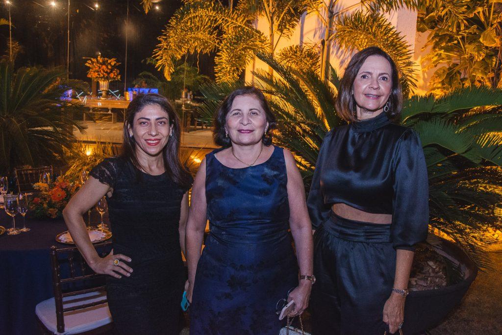 Kerlei Torres, Fatima Facundo E Mirian Pereira