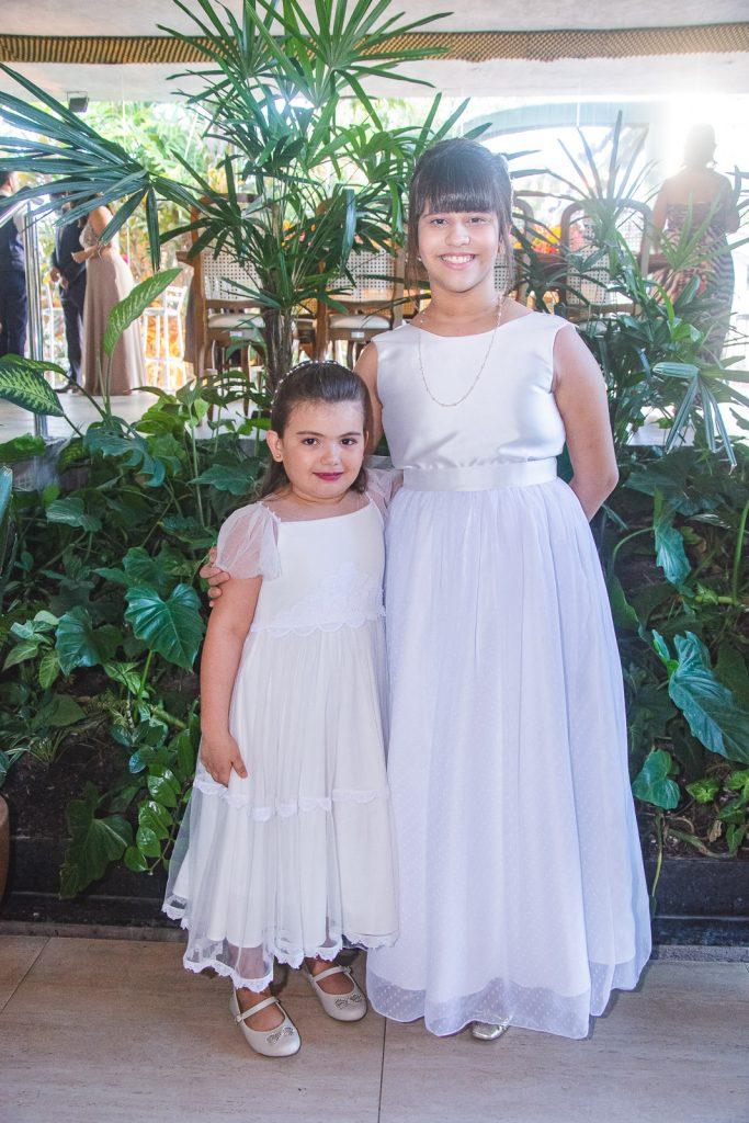 Lara Farias E Nicole Araujo