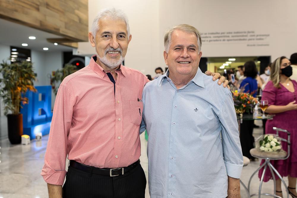 Lauro Martins E Jose Antunes