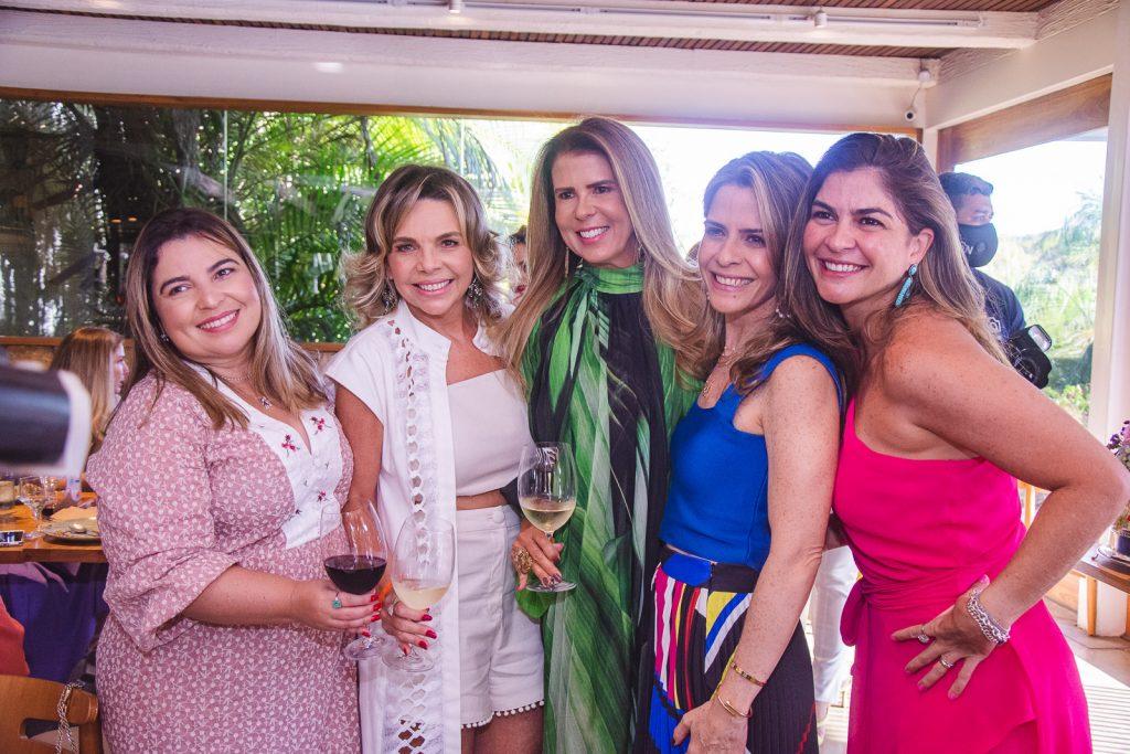 Lilian Porto, Alexandra Pinto, Carla Nogueira E Janice Lins