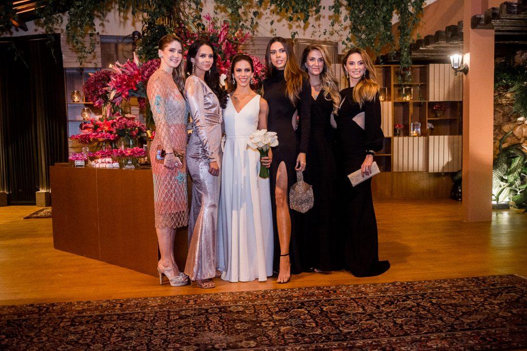Livia Nogueira, Camila Lima, Manuela Rolim, Mirelle Vasconcelos, Catarine Barbosa E Laime Paz