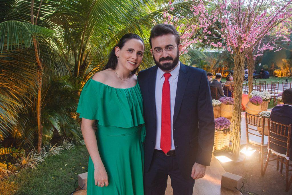 Livia Sousa E Welington Fonseca