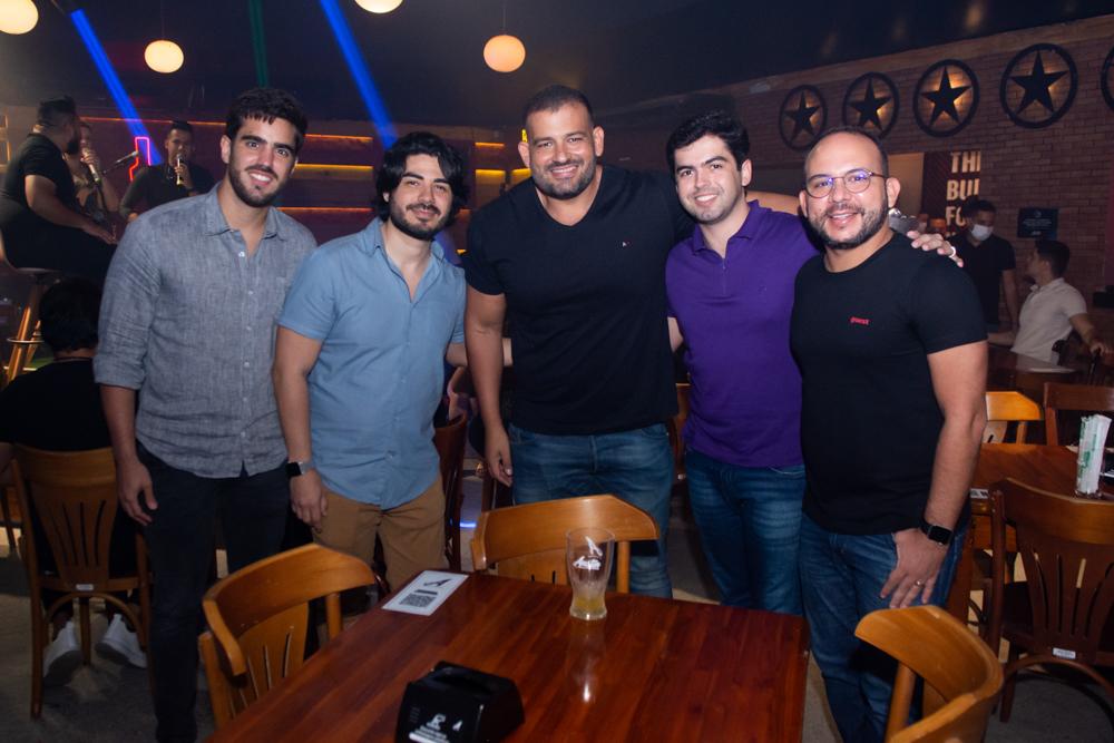 Lucas Ximenes, Rafael Mota, Renato Lourenço, João Vitor Vasconcelos E Daniel Meireles