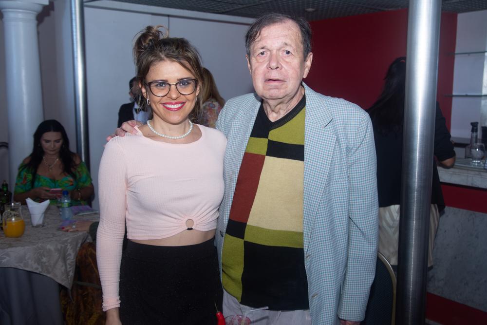 Luciana Torres E Flávio Torres