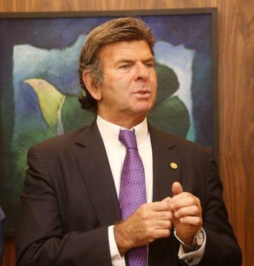 Ministro Luiz Fux manifesta o seu total apoio à presidente do Tribunal de Justiça