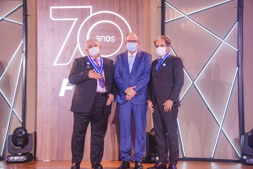 Luiz Girao, Ricardo Cavalcante E Ivan Bezerra (2)
